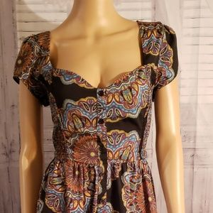 Band of gypsies dress size L
